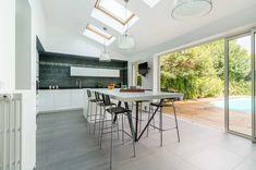 Comment aménager une cuisine vers l'extérieur ?