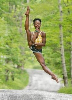Michaela DePrince | this is beyond words.....