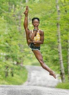 Michaela DePrince #dance #danstheaterwinkel #roosendaal