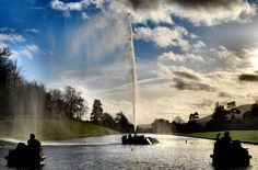 The Emperor Fountain, Chatsworth House