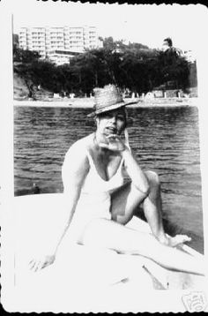Ava Gardner, Acapulco, circa 1970