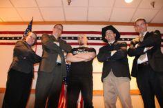 The Freedom Agenda Team & Jordan Page... TITANIUM The Freedom