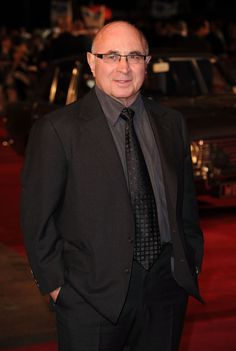 British actor Bob Hoskins died at age 71 on April 29, 2014.
