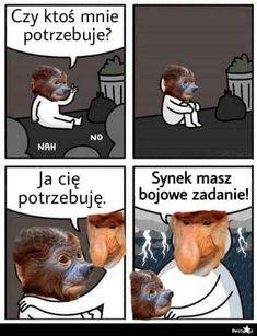 BESTY.pl - Typowy ojciec Janusz Best Memes, Funny Memes, Polish Memes, Komodo Dragon, Auras, Cyberpunk, Scooby Doo, Real Life, Haha