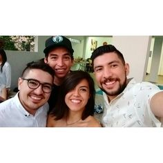 Amigazos! #selfie #friends