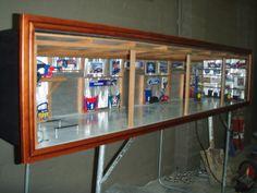 diorama on stand