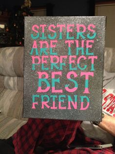 Craft for Sister #sister #craft