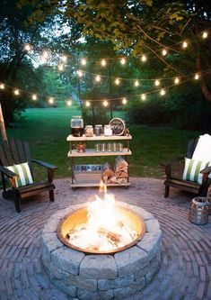 """Check out our web site for even more info on """"outdoor fire pit"""". It is an excellent spot to find out more. Backyard Patio Designs, Backyard Landscaping, Backyard Projects, Patio Ideas, Backyard Ideas, Outdoor Projects, Outdoor Ideas, Outdoor Fire, Outdoor Living"""