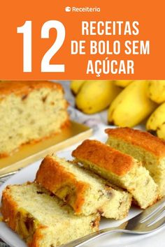 Sweet Recipes, Cake Recipes, Healthy Recipes, Brazillian Food, Sugar Free Desserts, Low Sugar, Food And Drink, Favorite Recipes, Eat