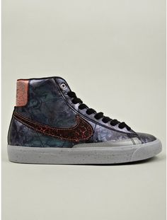 Nike Mens Blazer Mid Prm Qs Sneaker - Lyst