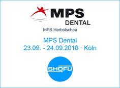 SHOFU Dental Blog: MPS Herbstschau · Köln