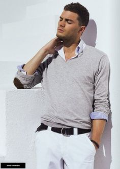 I soo do not care what anyone says this man is hot (might not be what I pictured for Mr.Grey) but still darn hot.!