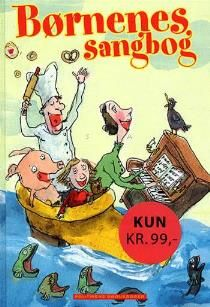 Læs om Børnenes sangbog (Politikens børnebøger). Bogens ISBN er 9788756771894, køb den her