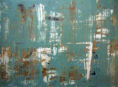 "Saatchi Online Artist Niki Hare; Painting, ""dolcelatte 134"" #art"