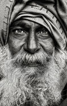 Old man. #portrait #BW