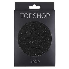 Topshop Glitter Spot Tights ($11) ❤ liked on Polyvore featuring intimates, hosiery, tights, nylon stockings, sparkle pantyhose, nylon tights, sparkle glitter tights and glitter pantyhose