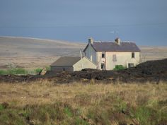 Irish Farm House ...Galway ...MML