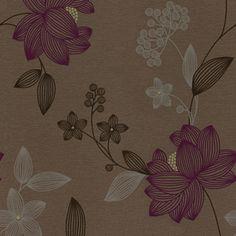 allen + roth Limani Floral Wallpaper
