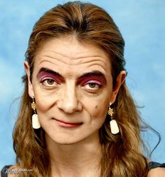Gender Bending - Wall to Watch  #mr.Bean