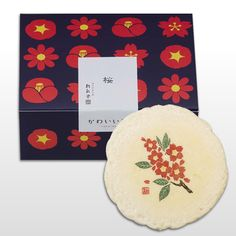 beautiful rice cracker