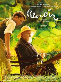 Renoir Directed by: Gilles Bourdos. Written by: Gilles Bourdos & Jérôme Tonnerre & Michel Spinosa based on the work by Jacques Renoir. Great Movies To Watch, New Movies, Good Movies, Film Movie, Michel Bouquet, Film Mythique, The Artist Movie, Jean Renoir, Bon Film