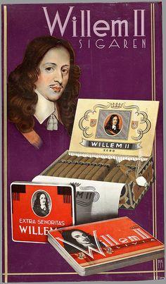 Willem II sigaren