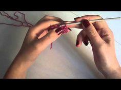 Tutorial curso básico de amigurumi en español 2015. Iniciación al crochet o ganchillo. - YouTube Crochet Patterns Amigurumi, Amigurumi Doll, Crochet Dolls, Knitting Patterns, Cute Crochet, Crochet Crafts, Tatting Tutorial, Crochet Videos, Learn To Crochet