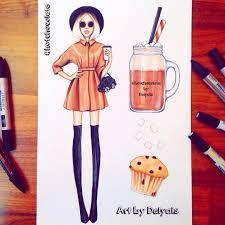 Image result for instagram fashion illustrators