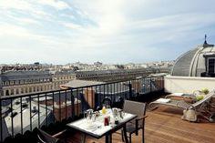 Le Grand Hôtel du Palais Royal a été entièrement rénové