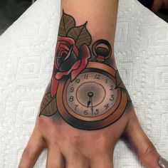 1000+ images about Timepieces on Pinterest | Clock tattoos ...