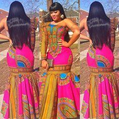 New Ankara Fashion Designs 2017 for sexy black girls
