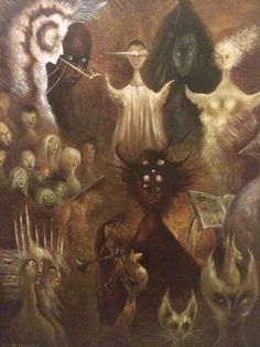 Plain Chant, Leonora Carrington