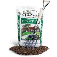 Garden Soil, Lawn And Garden, Gardening, Mulches, Yard Waste, Garden Supplies, Shrubs, Pine, Larger