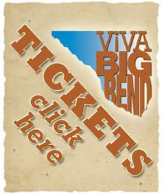 Headed back next month to the magical land of West Texas for Viva Big Bend! Meet us there!