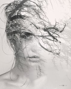 46 Ideas For Photography Arte Ideas Double Exposure