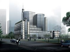 Serviced office space for rent Xiacheng, Hangzhou