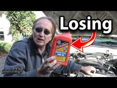 How to fix a car engine that loses oil DIY with Scotty Kilmer. How to fix a car engine that keeps losing oil. It could be a bad PCV valve . Engine Repair, Car Engine, Car Fix, Pound Of Fat, Car Hacks, Diy Car, Truck Bed, Motor Car, Engineering