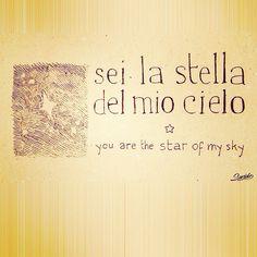 Eres la estrella de mi cielo. Súmate en Facebook, Twitter e Instagram: ENIDIOMAS  #bestgiftlanguagecourseabroad #certificadoderegalo #cursosdeidiomasenccs #ApprendsLeFrancais #LearnEnglish #LerneDeutsch #Aprendeportugues   #Imparal'Italiano