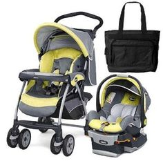 Limonata travel system. I love the yellow & gray. Gender neutral & great if we have a girl so daddy doesn't have to look ridiculous carrying pink