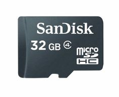 #SanDisk #16 GB microSDHC Flash Memory Card SDSDQ-016G (Bulk Packaging) - Class #2   really love it!   http://amzn.to/IrRblW
