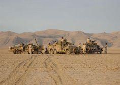 Australian SAS in Afghanistan.