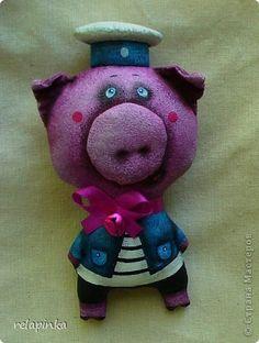 Игрушка Шитьё: мелкие игрушки Ткань 1 апреля. Фото 6