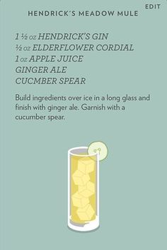 Highball is like an encyclopedia for cocktails, but one that you can add your own creations to!