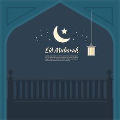 Eid Wallpaper, Ied Mubarak, Ramadan Poster, Eid Mubarak Greetings, Ramadan Decorations, Happy Eid, Modern Landscaping, Name Cards, Design Reference
