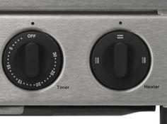 ±0-Toaster Oven Horizontal Type