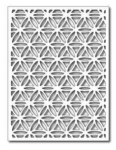 Frantic Stamper - Precision Dies - Daisy Circles Card Panel,$25.99