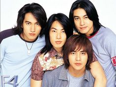 Meteor Garden Looking Back to the Sensation of a Generation Meteor Garden Cast, Meteor Garden 2018, Boys Before Flowers, Boys Over Flowers, Ken Chu, Vaness Wu, Autumns Concerto, Los F4, F4 Members