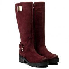 Čižmy MACIEJKA - 03242-23/00-3 Bordo Riding Boots, Shoes, Fashion, Moda, Zapatos, Shoes Outlet, Fasion, Shoe, Horse Riding Boots