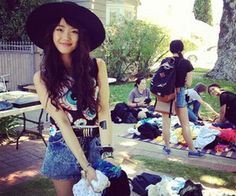 """Find and save images from the """"jenn im"""" collection by Nikkαwαii ♔ (nikkawaii) on We Heart It, your everyday app to get lost in what you love. Jenn Im, Clothes Encounters, Style Inspiration, Popular, My Style, Hair Styles, Hats, Pretty, People"""