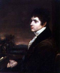 English School - Portrait of Robert Southey (1774-1843)